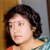 Taslima Nasreen(Photo: DR)