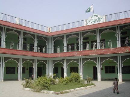 Dar-ul Uloom-Haqqania madrassa(photo: Tony Cross)