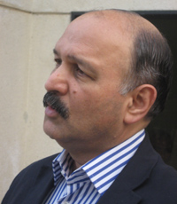 Mushaid Hussain President PMLQ(photo: Tony Cross)