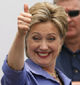 Hillary Clinton campaigning in Puerto Rico (Photo: Reuters)