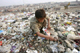Scavenging on a rubbish dump in Lahore, Pakistan(Photo: Reuters)