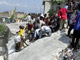 Rescue efforts at La Promesse school in Haiti.(Photo : AFP)
