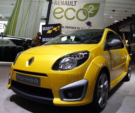 Francecar renault