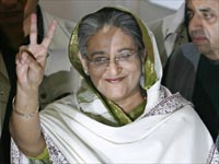 Sheikh Hasina Wajed(Photo: Reuters)