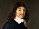 Portrait of René Descartes.