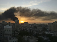 Reviewing the offensive on Gaza (Audio - 07 minutes 20 seconds)