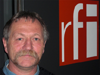 José Bové at RFI(Photo: RFI/Jan van der Made)