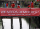 Pattaya red shirts demonstrate(Photo: Reuters)