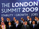 Leaders of the G20 summit in London on 2 Aprill 2009.(Photo: Reuters)