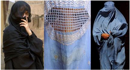 Why do Muslims wear burkas?