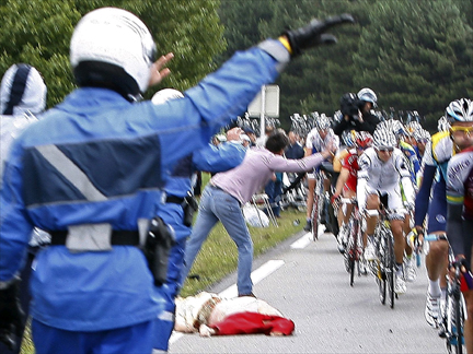 French authorities open investigation after Tour de France