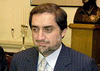 Abdullah Abdullah(Photo: Wikipedia)