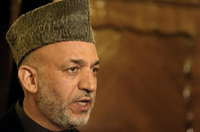Hamid Karzai(Photo: AFP)