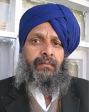 Sikh Senator Awtar Singh(Photo: Tony Cross)
