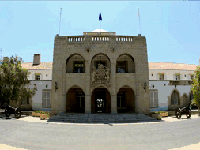The Presidential Palace(Photo: Government of Cyprus)