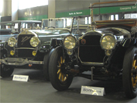 Some of the cars on offer in the Bonhams auction