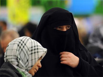 french ban burqa