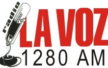Logo de la radio La Voz del Este (Paraguay)DR