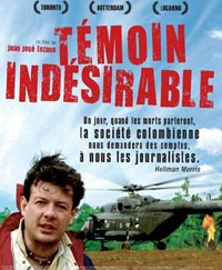 "Cartel de ""Temoin indesirable""© Eurozoom"