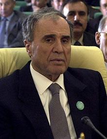 Rfi syrie suicide du ministre de l int rieur for Ministre interieur 2000