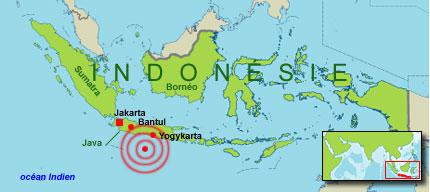 seisme indonesie