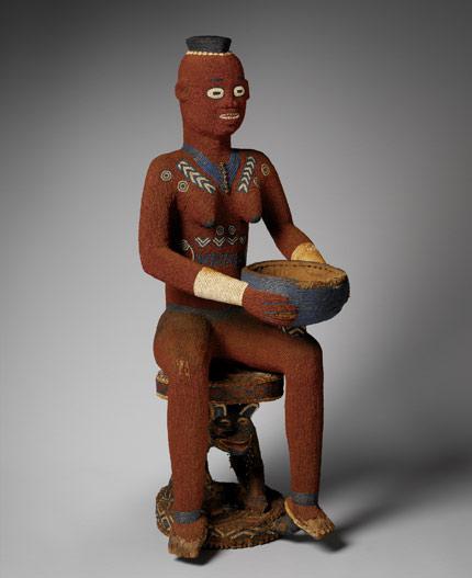 statue africaine quai branly