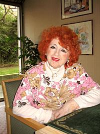 Yvette horner robe jean paul gaultier