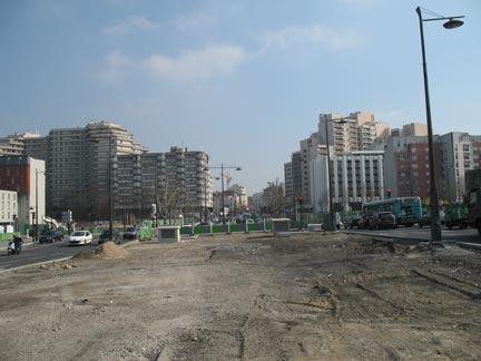 Rfi urbanisme vivre les villes - Clinique les maussins porte des lilas ...