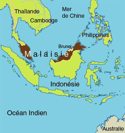 Carte Asie Malaisie Indonesie.Rfi La Malaisie Annonce A Son Tour Un Plan De Relance