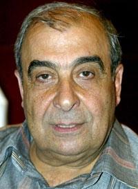 L'écrivain et journaliste syrien <b>Michel Kilo</b>, arrêté en 2006.(Photo : - michel_kilo200