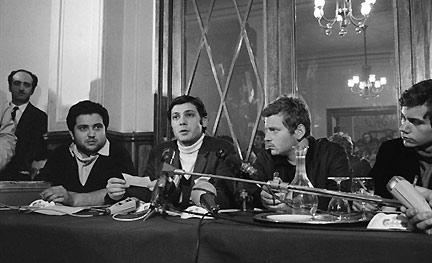 Rfi Les Leaders Du Mai 68 Fran 231 Ais