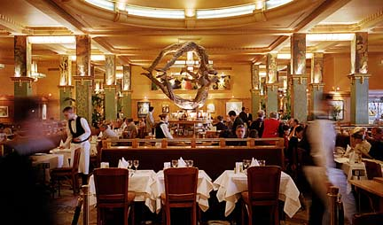 La Haut Restaurant Paris