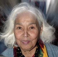 <b>...</b> des ouvrages de l&#39;écrivain féministe égyptienne <b>Nawal Saadaoui</b> (prise en <b>...</b> - nawal_saadaoui_mohammed_madbouli200