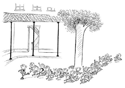 Rfi le petit nicolas la mairie de paris - Dessin du petit nicolas ...