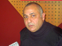 Ibrahim El Ali.(Photo : RFI)