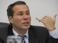 Le procureur en charge du dossier, Alberto Nisman.(Photo : AFP)