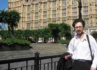 Павел Строилов, Лондон.Фотография автора