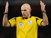 Судья Говард Веб (Howard Webb) ©Getty Images