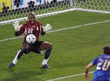 Rfi italie ghana les black stars auraient pu faire mieux - Musique coupe du monde 2006 ...