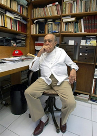 Oscar Niemeyer(Photo : AFP)