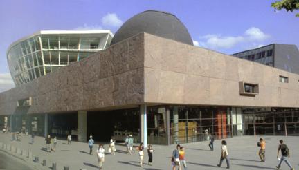 Rfi les champs libres rennes for Architecture rennes