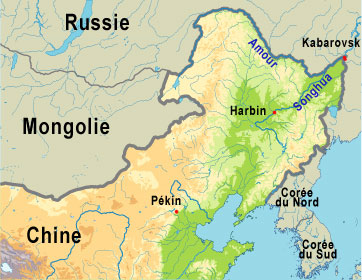 Harbin Carte Chine.Rfi Environnement L Amour En Danger