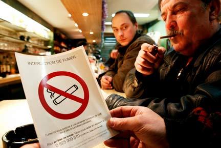 Qui des célébrités et comme cesser de fumer