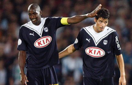 Bordeaux avait fait une offre pour A. Diarra